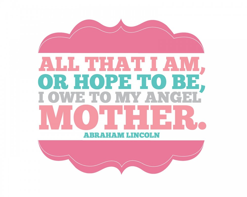 Famous Thank You Mom Quote | Quote Number 684254 | Picture ...