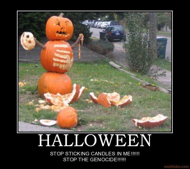 Funny Halloween Quote 1 Picture Quote #1
