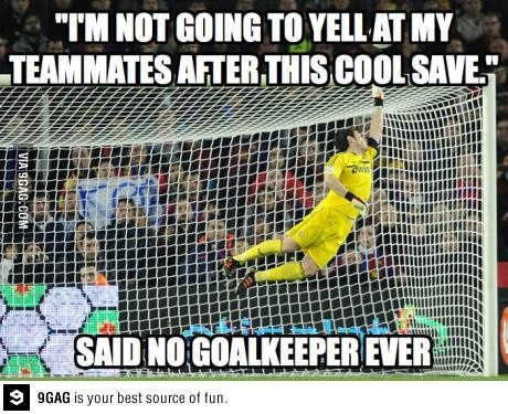 Funny Soccer Quote 5 Picture Quote #1