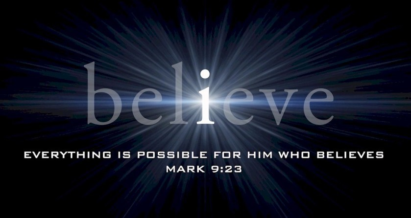 Anything Is Possible With God Quote 1 Picture Quote #1