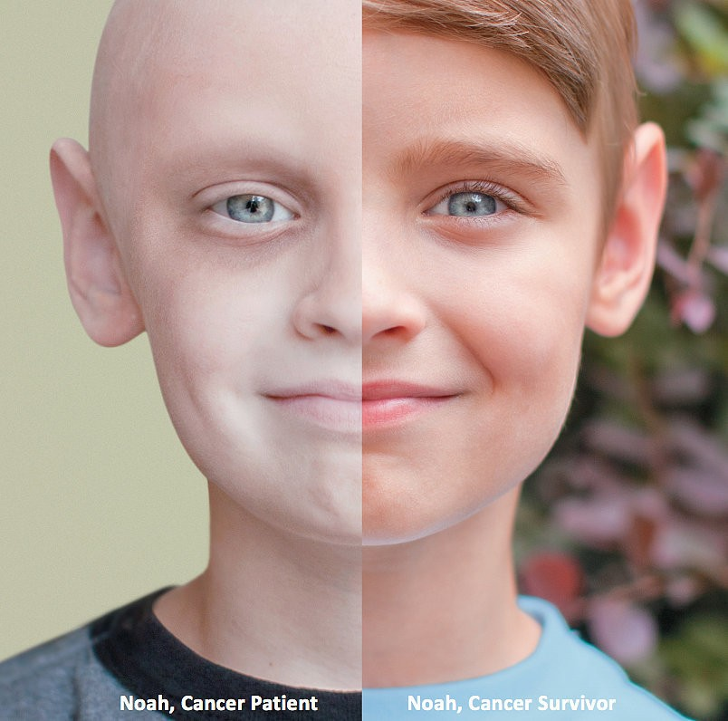Quote About Childhood Cancer Survivors 1 Picture Quote #1