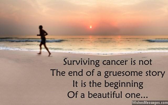 Cancer Survivor Quote 7 Picture Quote #1