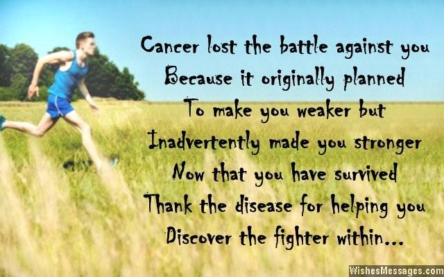 Cancer Survivor Quote 9 Picture Quote #1