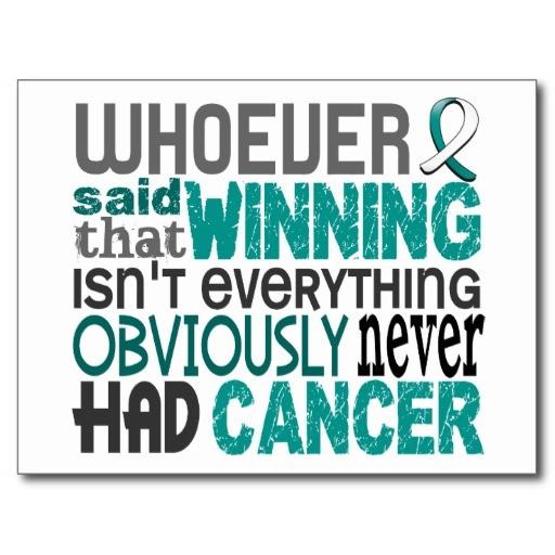 Cancer Survivor Quote 12 Picture Quote #1