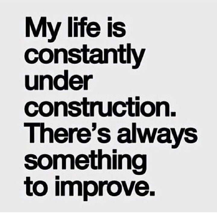 Construction Quotes Amusing Life Under Construction Quote  Quote Number 687415  Picture Quotes