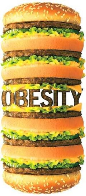 """fast food advertising causes obesity This research tests the hypothesis that exposure to food advertising during  """"obesity is the fastest growing cause of  (2 fast-food products."""