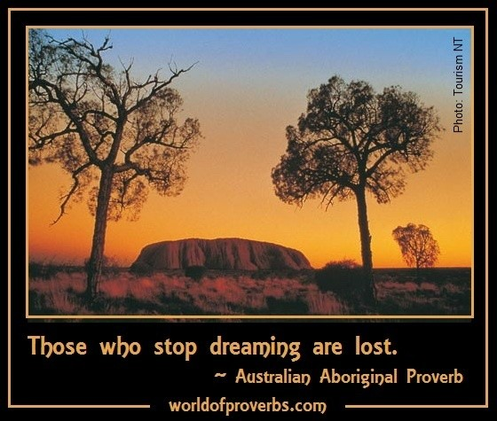 Aboriginal Quote 2 Picture Quote #1