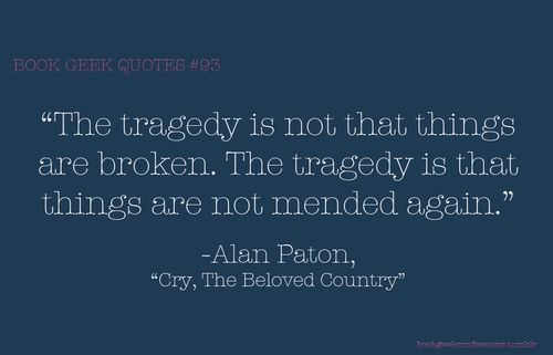 cry the beloved country forgiveness Retrouvez cry, the beloved country et des millions de livres en stock sur   about the meaning of life and love, and the role of faith and forgiveness and fear.