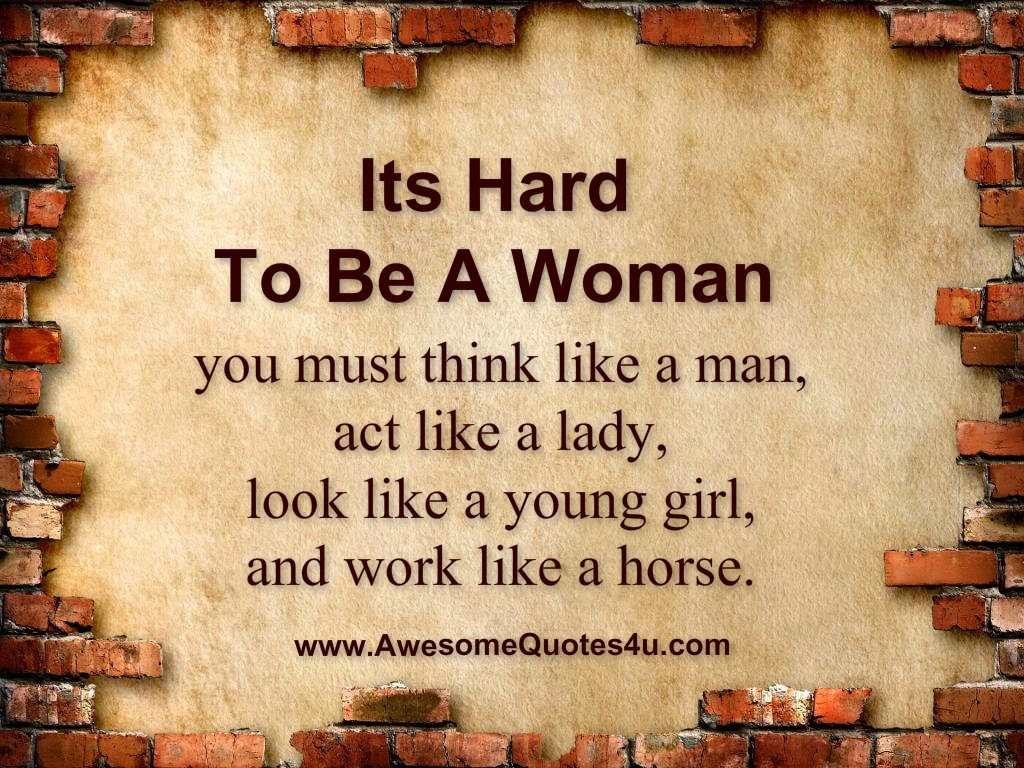 Act Like A Lady Think Like A Man Quote 2 Picture Quote #1