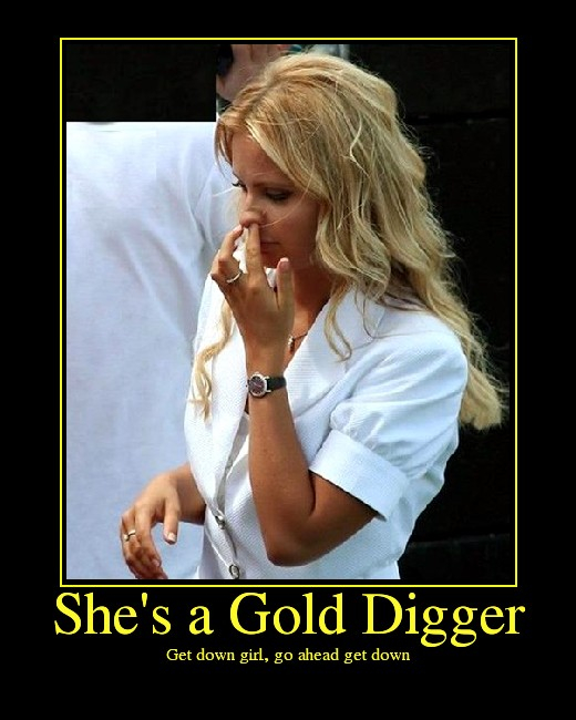 gold digger quotes