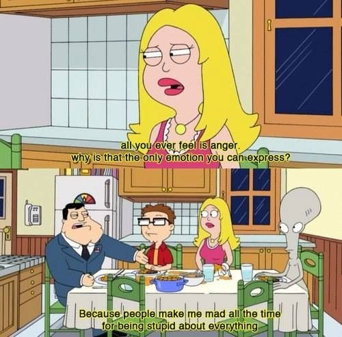 American Dad Quote 20 Picture Quote #1