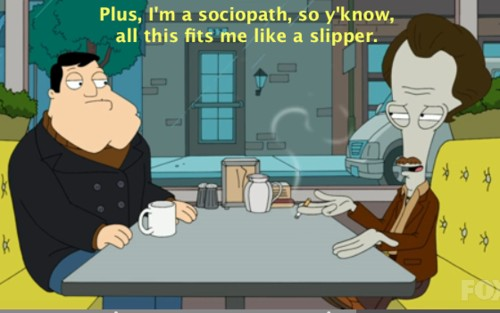 American Dad Quote 34 Picture Quote #1