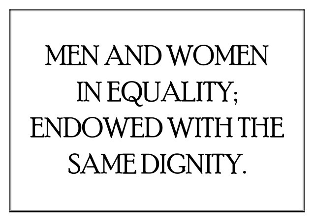 Gender Equality Quotes Amazing Gender Equality Quote  Quote Number 687793  Picture Quotes