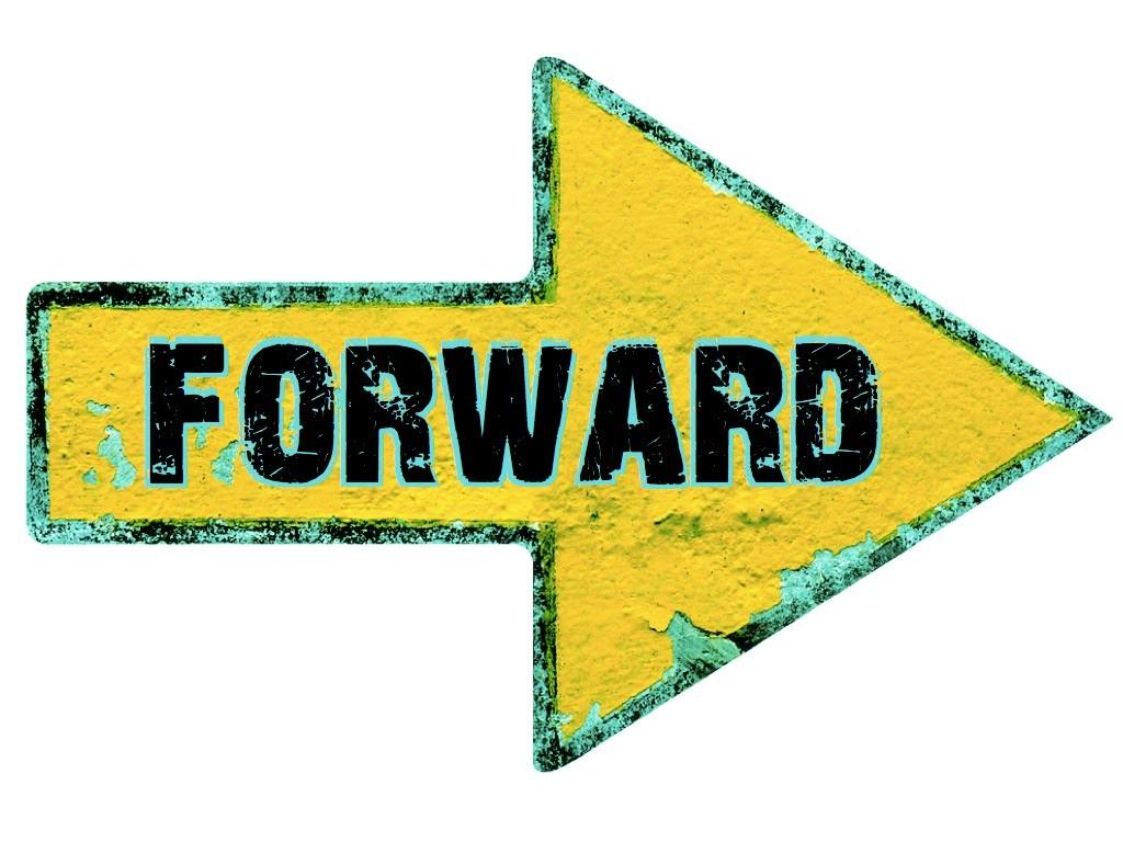 Move Forward Quote 2 Picture Quote #1