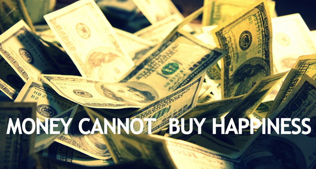 Money Can T Buy Happiness Quote: Money Cant Buy Happiness Quotes & Sayings