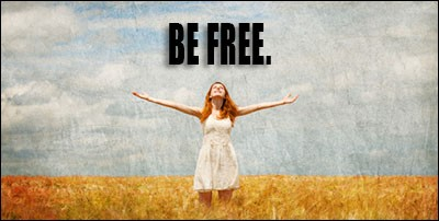 Be Free Quote 1 Picture Quote #1
