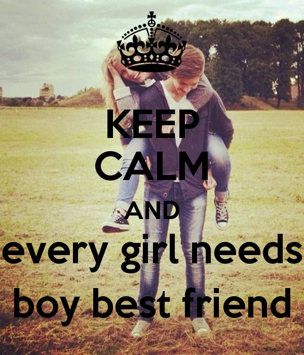 Boy And Girl Best Friend Quote 2 Picture Quote #1