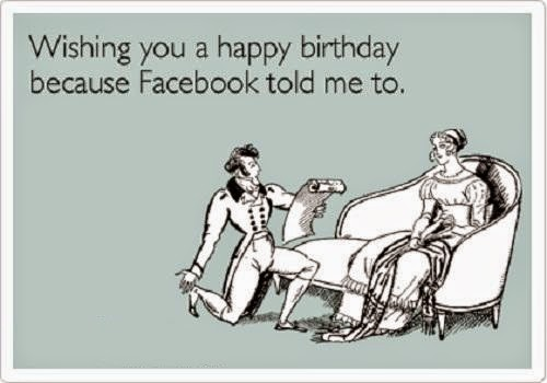 Funny Bday Quote For Women 1 Picture Quote #1