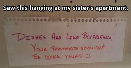 Funny Roommate Quote | Quote Number 687863 | Picture Quotes