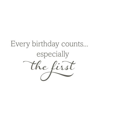 first birthday quotes First Birthday Quote | Quote Number 687886 | Picture Quotes first birthday quotes