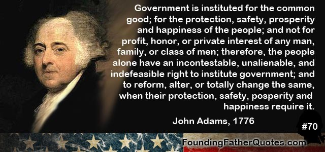 American Revolution By John Adams Quote 1 Picture Quote #1