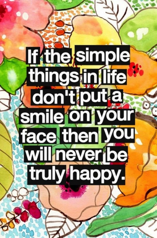 Being Simple Quote 5 Picture Quote #1