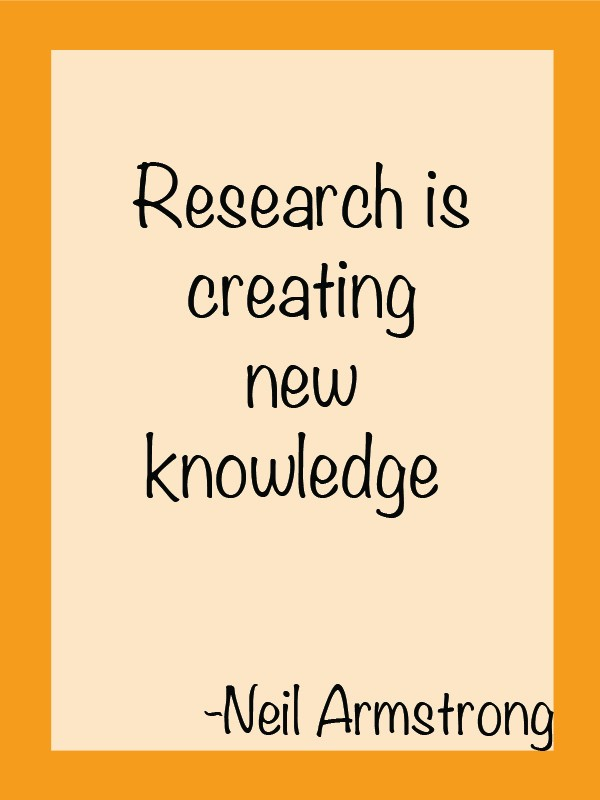 Research Quote 2 Picture Quote #1