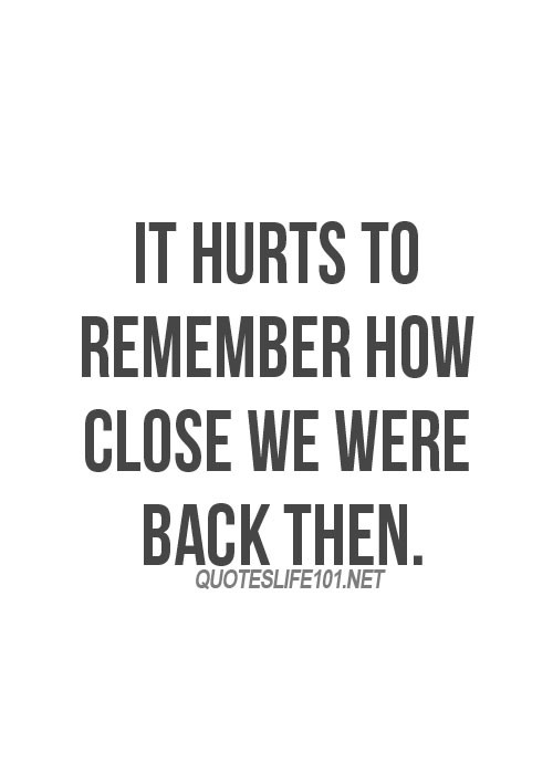 Sad Quote About Friendship Breakups 1 Picture Quote #1 Great Pictures