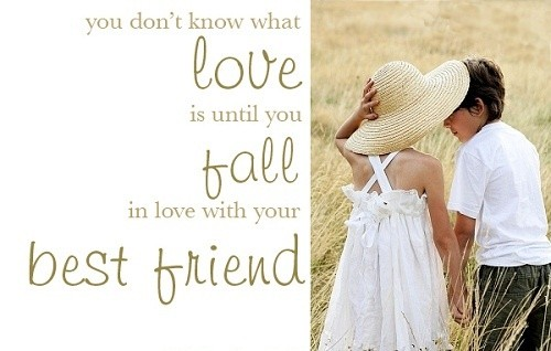 Falling In Love With Your Best Friend Quotes Entrancing Falling In Love With Your Best Friend Quote  Quote Number 688070