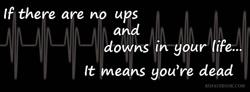 Ups And Downs Quote 2 Picture Quote #1