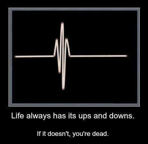 Ups And Downs Quote 4 Picture Quote #1