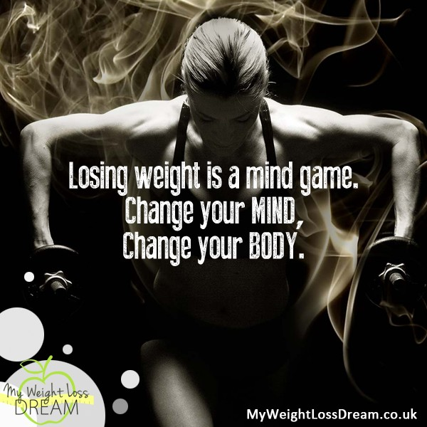 Weight Loss Inspirational Quote 2 Picture Quote #1