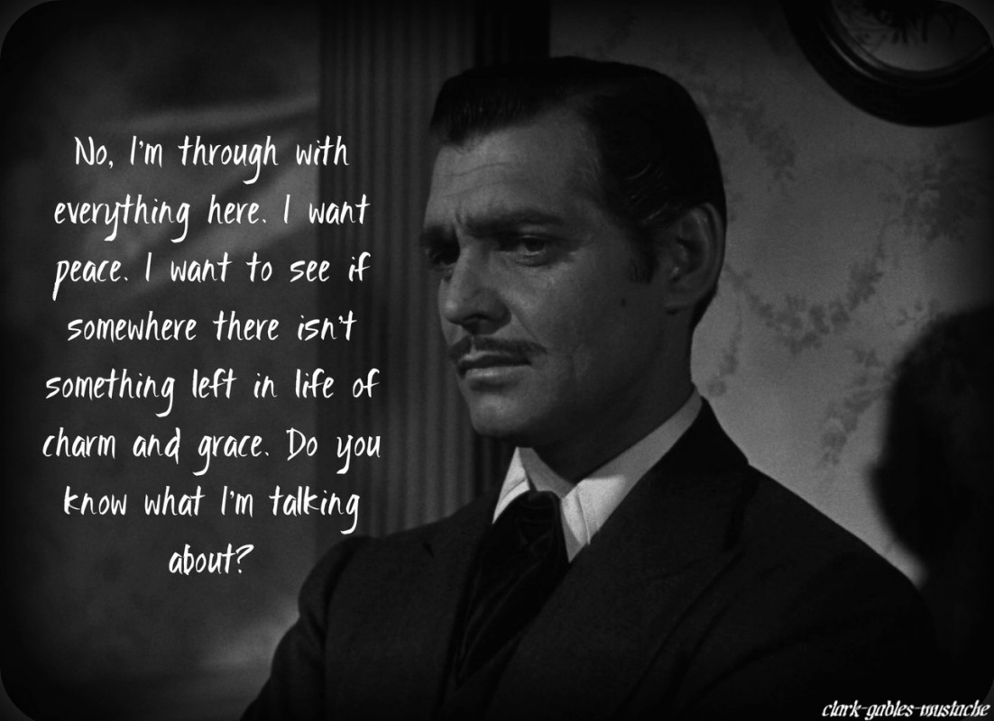 Rhett Butler Quote 5 Picture Quote #1