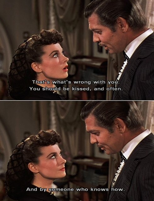Rhett Butler Quote About Love 2 Picture Quote #1