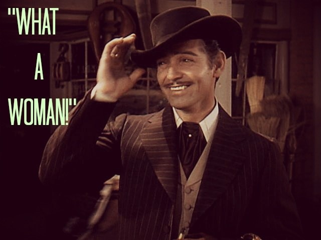 Rhett Butler Quote 9 Picture Quote #1