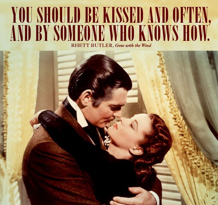 Famous Rhett Butler Quote 4 Picture Quote #1