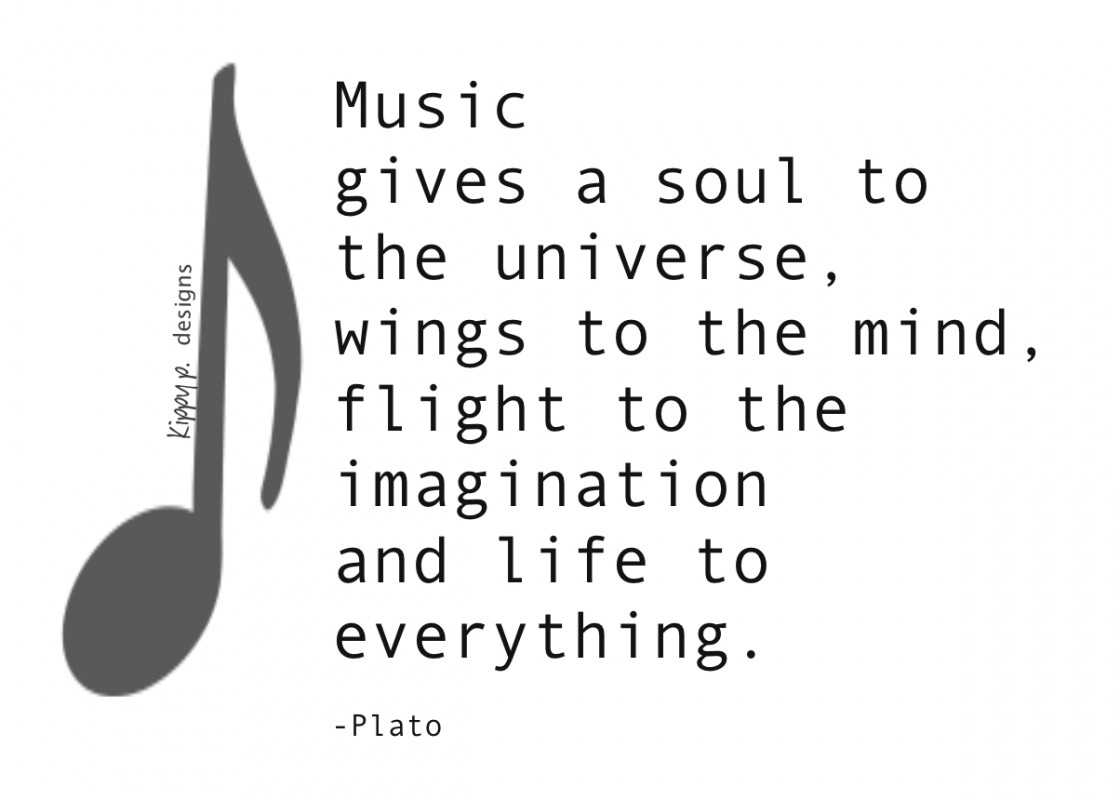 Music Is Life Quote 5 Picture Quote #1