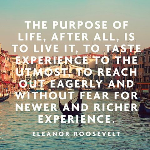 Life Experience Quote 3 Picture Quote #1