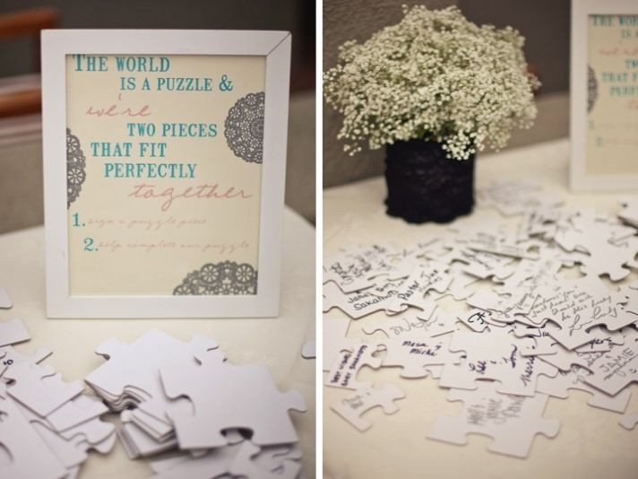 Wedding Puzzle Quote 2 Picture Quote #1