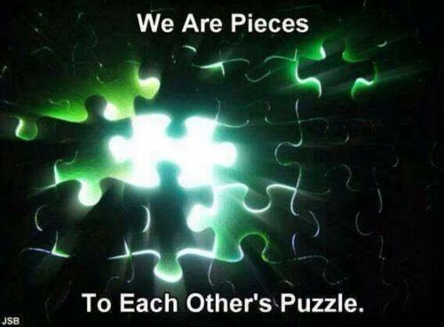 Wedding Puzzle Quote 3 Picture Quote #1