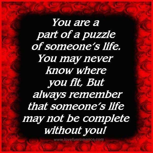 Puzzle Quote 1 Picture Quote #1