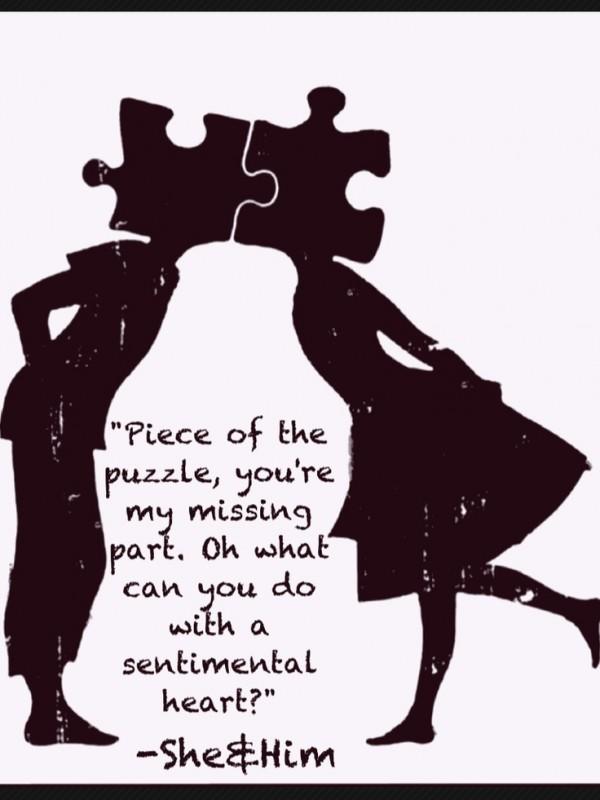 Wedding Puzzle Quote 5 Picture Quote #1