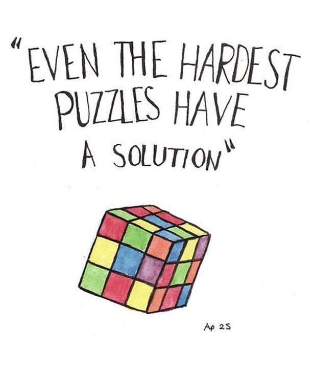 Puzzle Quote 2 Picture Quote #1