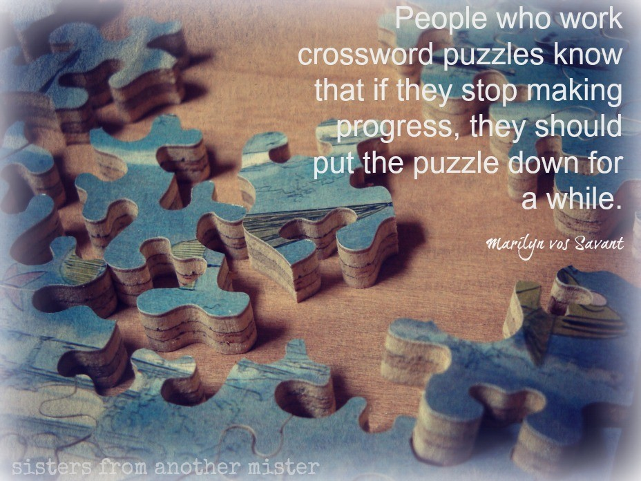 Puzzle Quote 5 Picture Quote #1