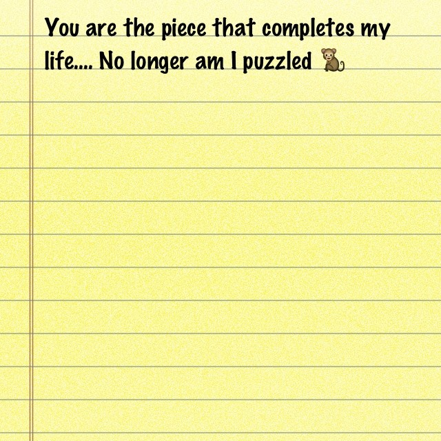 Puzzle Quote 8 Picture Quote #1