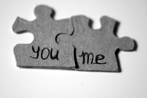 Puzzle Quote About Love 1 Picture Quote #1