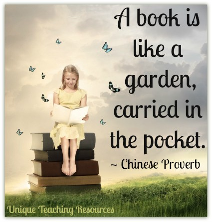 Literacy Quote 5 Picture Quote #1