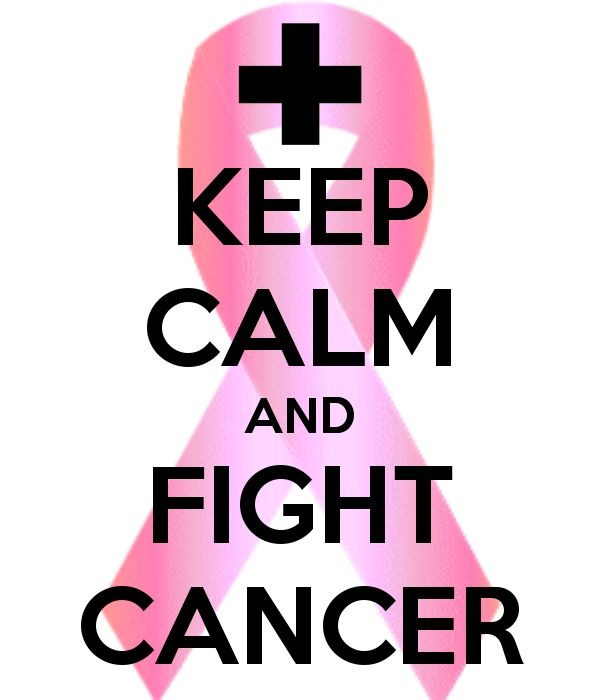Keep Fighting Cancer Quote 1 Picture Quote #1