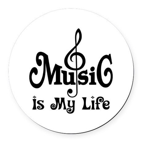 Music Is My Life Quote 2 Picture Quote #1