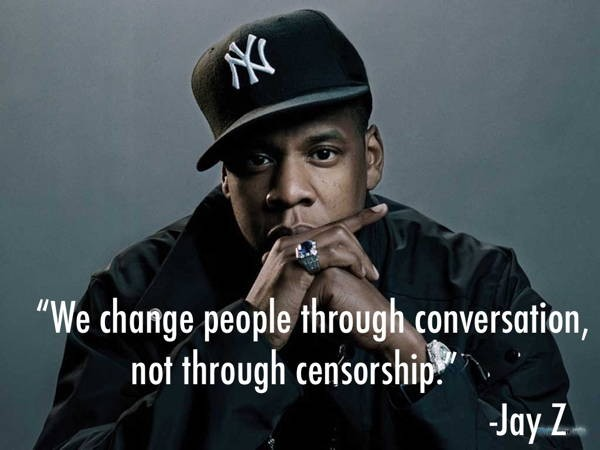 Censorship Quote 4 Picture Quote #1